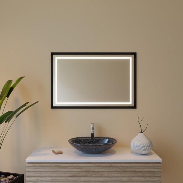 Beleuchteter Spiegel mit Rahmen - Georgien