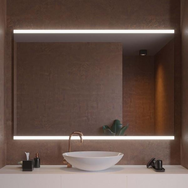 Badspiegel nach Maß mit LED - Heilbronn