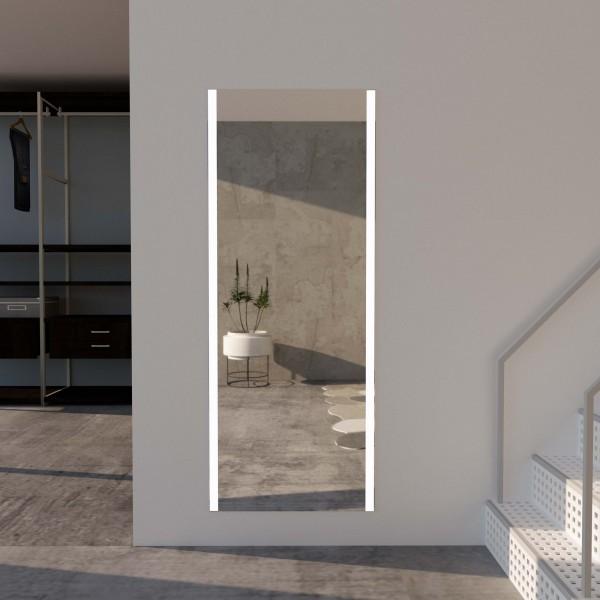 Wandspiegel nach Maß mit LED - Carlos