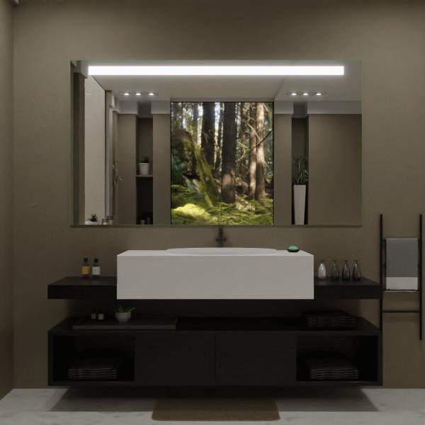 LED Spiegel mit Wunschmaß - Bielefeld