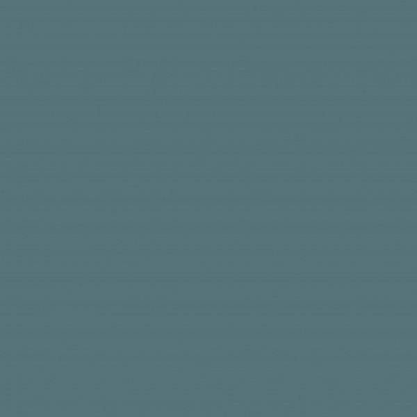 Glas lackiert - Blue Vintage Metal 4520