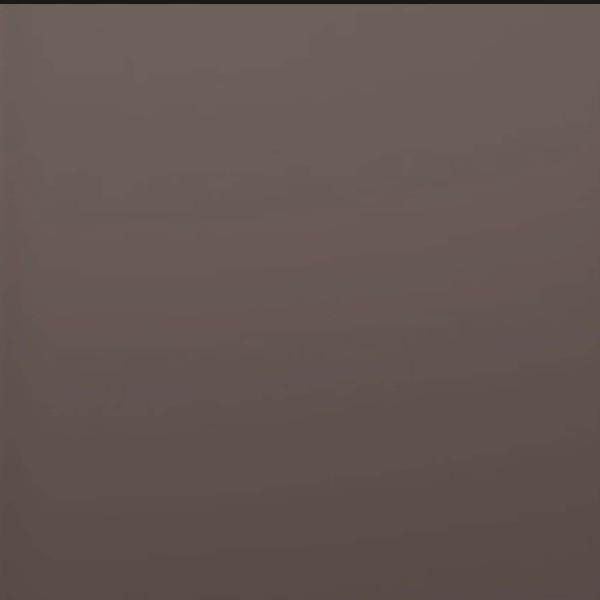Lackiertes Lacobel Glas - Brown Natural Metal 7013