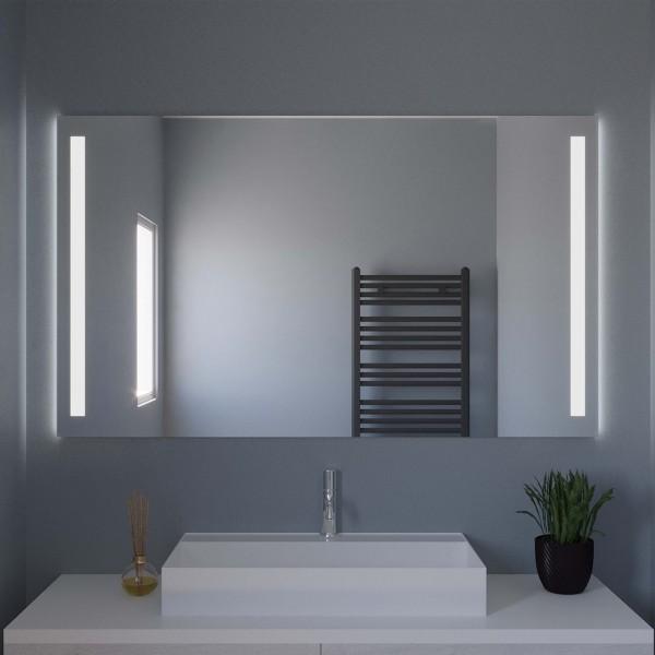 LED Badspiegel nach Maß - Leverkusen