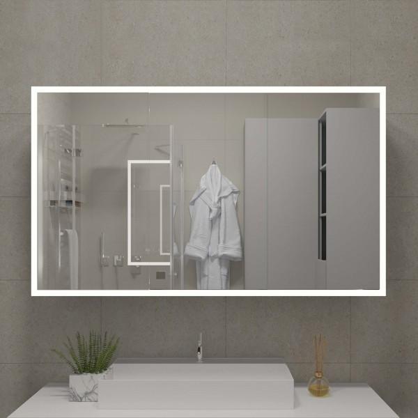 LED Badspiegelschrank - Mia