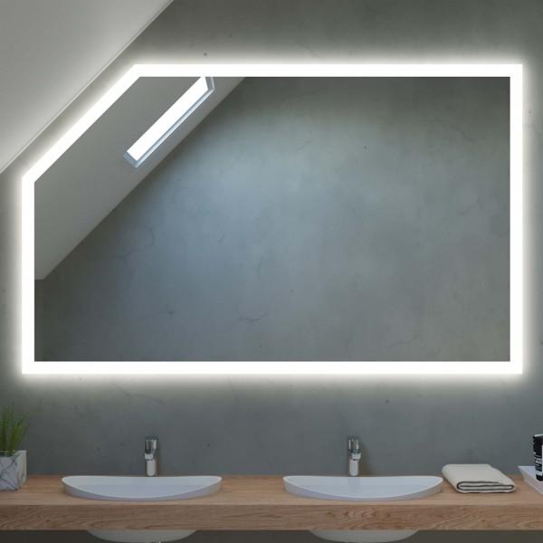 Badspiegel für Dachschrägen nach Maß - Kabul