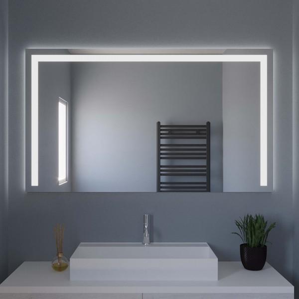 LED Badspiegel nach Maß - Aachen