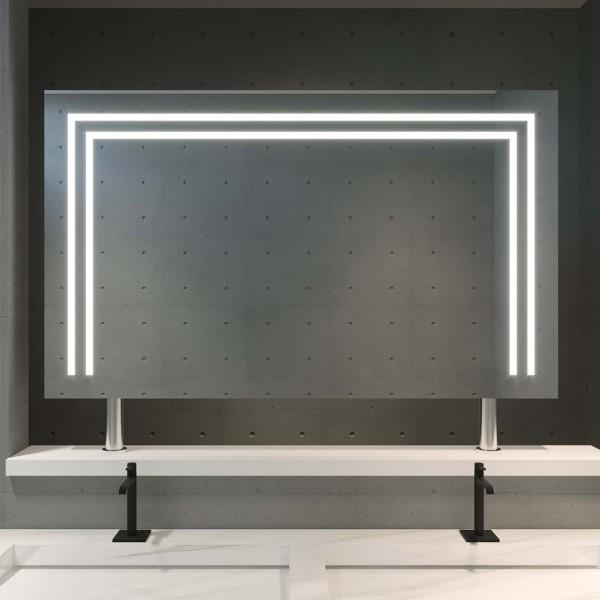 Spiegel Raumteiler nach Maß - Saale