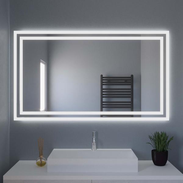 Badspiegel nach Maß mit Beleuchtung - Lünen