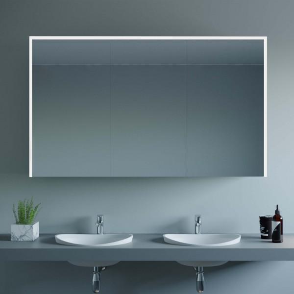 LED Badspiegelschrank nach Maß - Laura